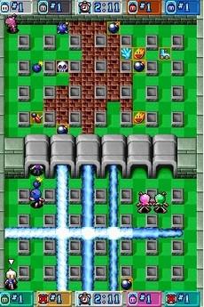 Bomberman Blitz in-game