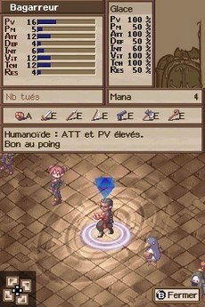Disgaea DS in-game