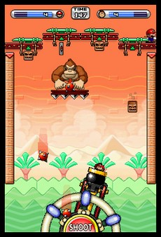 Mario Vs. Donkey Kong : Le Retour Des Minis ! in-game