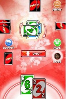 Uno in-game
