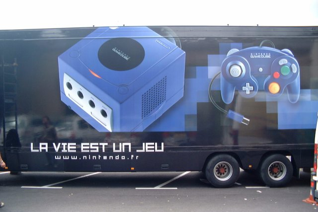 Camion GameCube