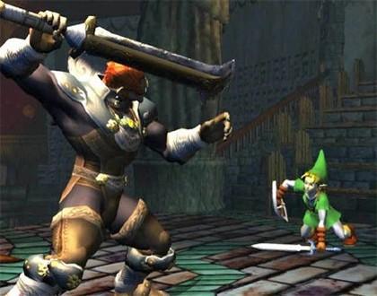 Zelda Dolphin au Nintendo Spaceworld 2000