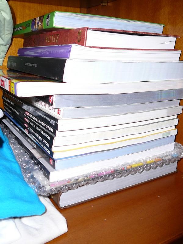 Livres et magazines dédiés aux jeux vidéo