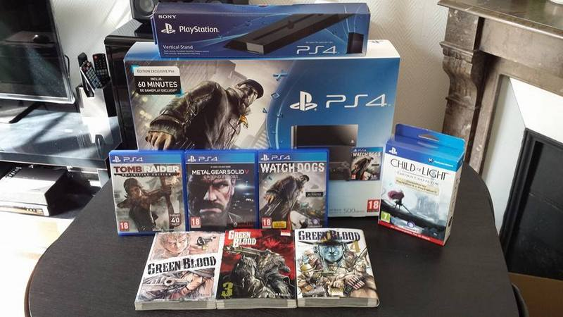 Collection PS4