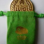 Pièce commémorative 30 ans de Luigi – Club Nintendo France (2013)
