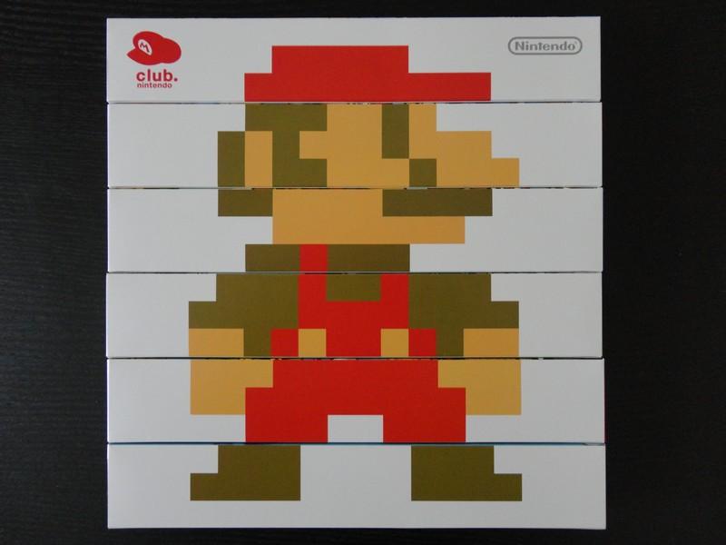 Mario 25th Anniversary Badge Set Club Nintendo Japon 2010