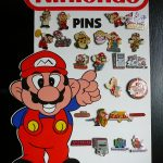 Collection de pin's Nintendo