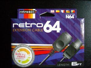 Rallonge Retro 64