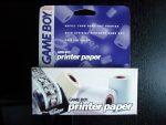 Rouleau de papier Game Boy Printer