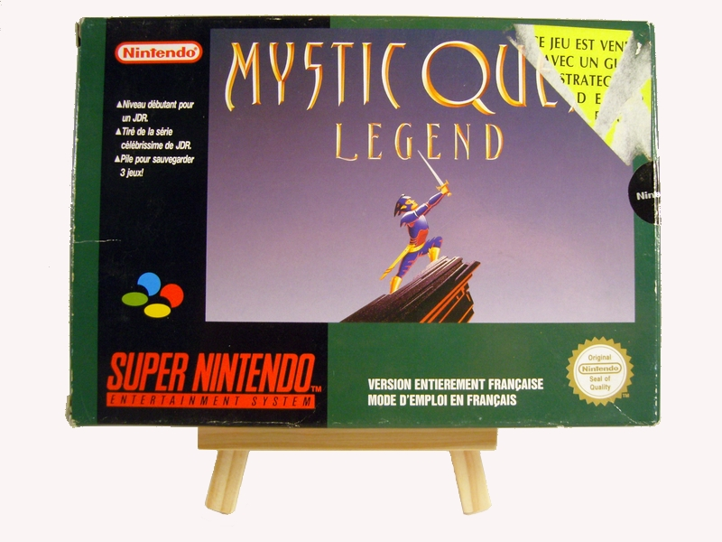 Mystic Quest Legend + Guide