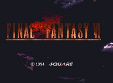 Final Fantasy VI in-game