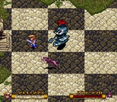 Secret Of Evermore in-game