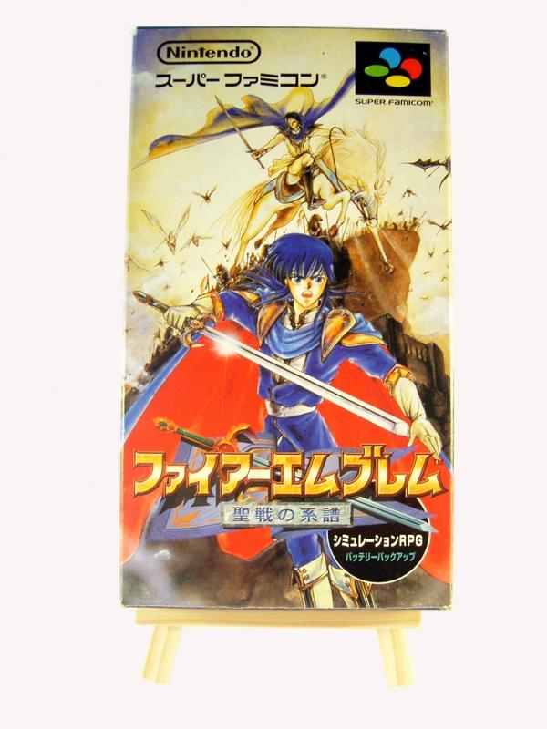 ファイアーエムブレム聖戦の系譜 - Fire Emblem : Seisen no Keifu
