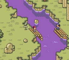 Mother2ギーグの逆襲 - Mother 2 : Gyiyg Strikes Back in-game