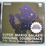 Super Mario Galaxy Original Soundtrack Platinum Edition – Club Nintendo France (2008)