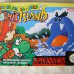 Super Mario World 2 : Yoshi's Island (1995)