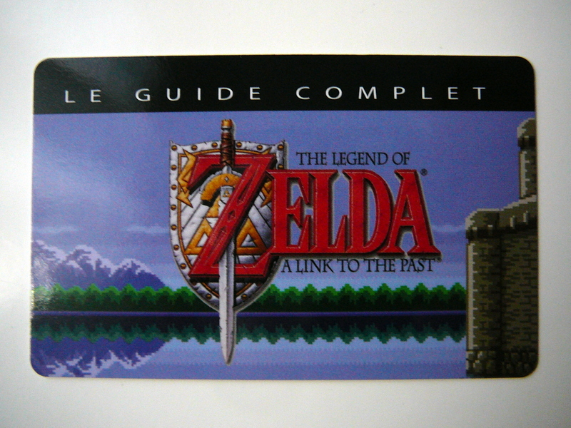 guide zelda a link to a past