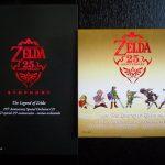 The Legend Of Zelda CD spécial 25e anniversaire – version orchestrale