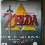 The Legend Of Zelda : Edition Collector – Club Nintendo France (2003)