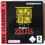 The Legend Of Zelda NES CLASSICS (2004)