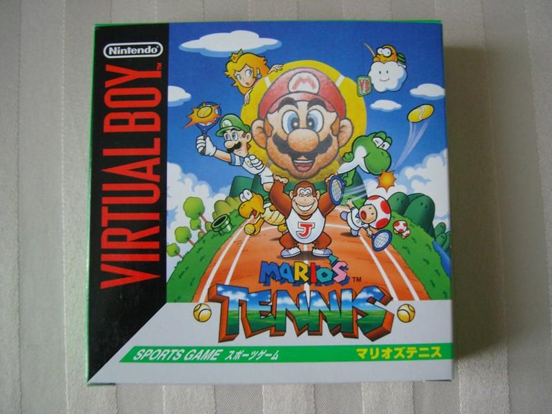 マリオズテニス - Mario's Tennis