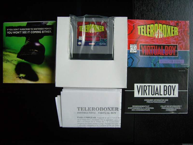 Teleroboxer US