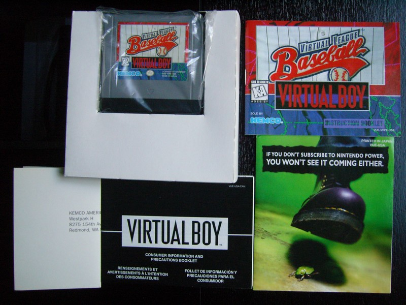 Virtual League Baseball US