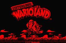 Wario Land in-game