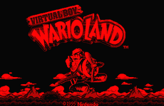 Wario Land in-game