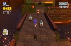 Super Mario 3D World in-game
