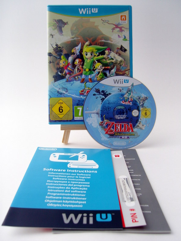 The Legend of Zelda : The Wind Waker HD Edition Limitée