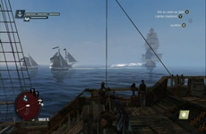 Assassin's Creed IV : Black Flag in-game