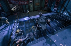 Batman Arkham Origins in-game