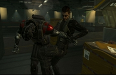 Deus Ex : Human Revolution Director's Cut in-game