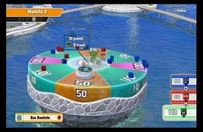 Game & Wario in-game