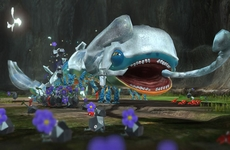 Pikmin 3 in-game