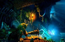 Trine 2 Director's Cut in-game