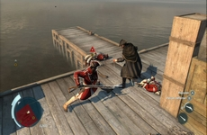 Assassin's Creed III in-game