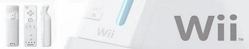 Bannière Wii