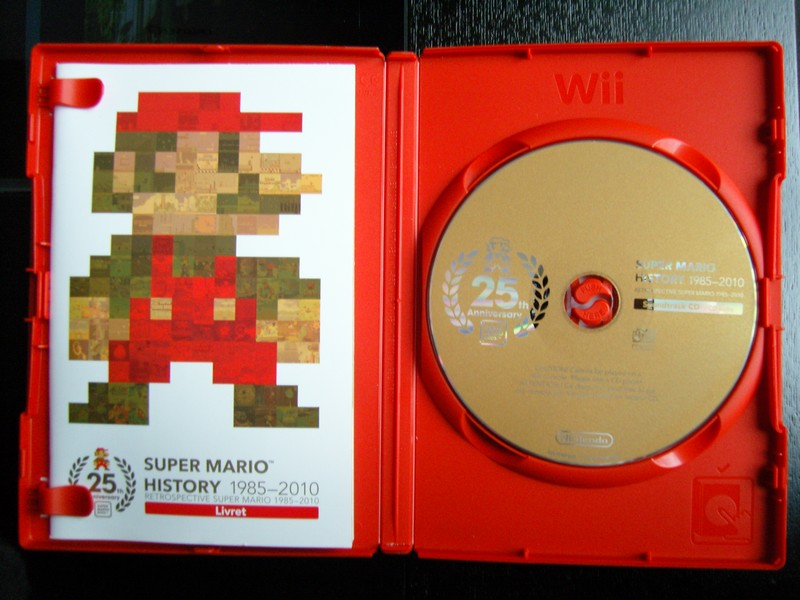 Super Mario All-Stars – Edition 25e Anniversaire