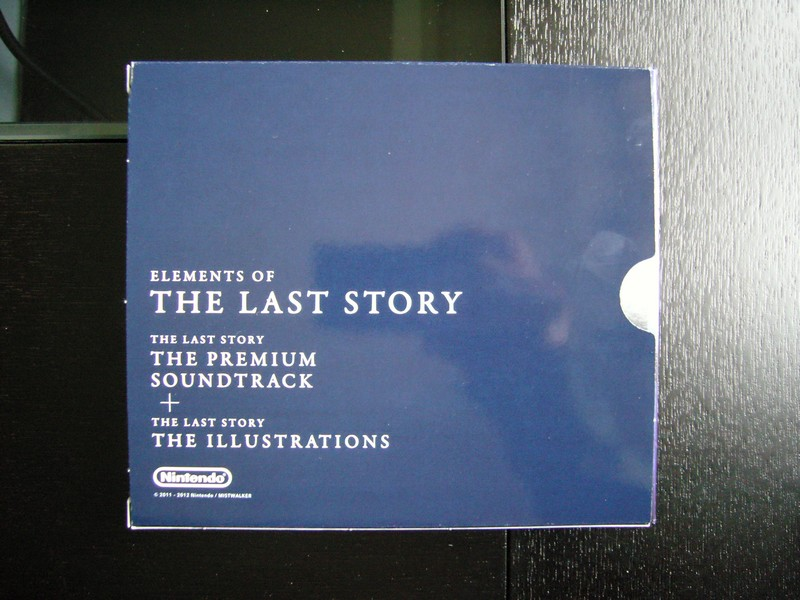 Coffret Elements Of The Last Story