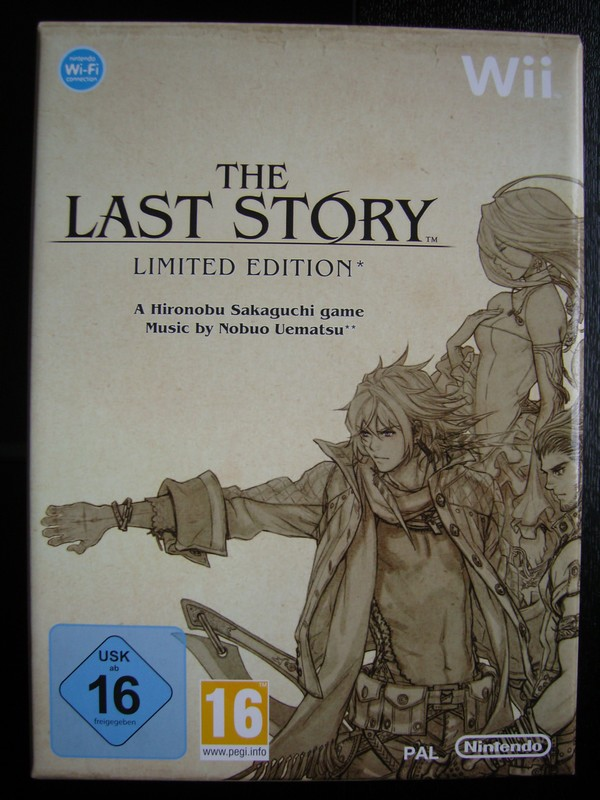 Coffret collector The Last Story