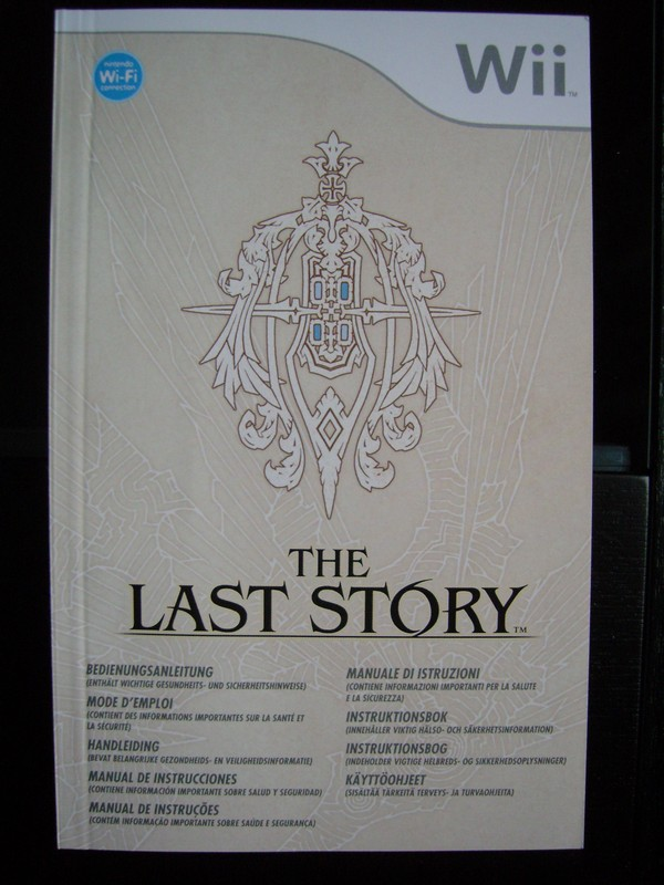 Livret The Last Story