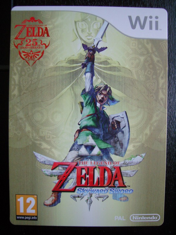 The Legend Of Zelda : Skyward Sword