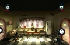 Epic Mickey : Le Retour des Héros in-game
