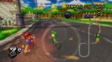Mario Kart Wii in-game