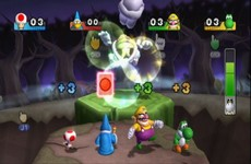Mario Party 9 in-game