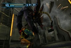 Metroid : Other M in-game