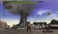 Monster Hunter 3 in-game
