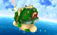 Super Mario Galaxy 2 in-game
